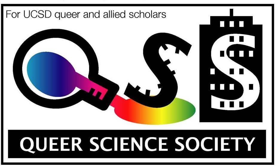 Queer Science Society graphic